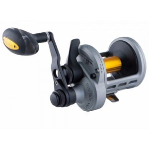 Fin-Nor Lethal 2 Speed Lever Drag Overhead Reel