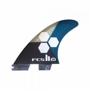 FCS II AM PC Tri-Quad Retail Fins