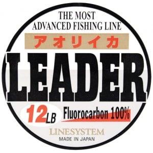 Line System Fluorocarbon Leader - 30m