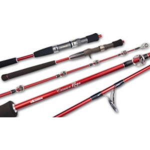 Okuma Crimson Rage Rod