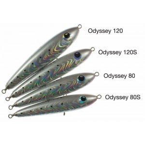 Pelagic Warrior Odyssey Stickbait Floating