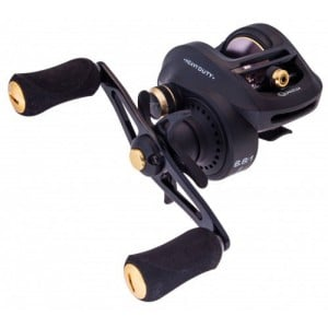 Quantum Smoke Heavy Duty Baitcast Reel