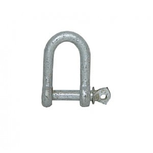 RWB Marine Dee-Shackle - Galvanised