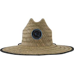 Samaki GT Patch Straw Hat