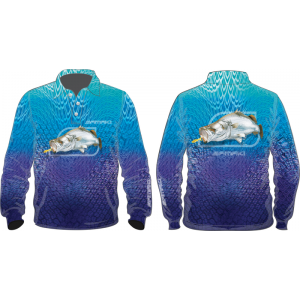 Samaki Stargazer Long Sleeve Shirt - Adult