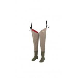 Snowbee 150D Rip-Stop Nylon Thigh Booted Wader