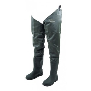Snowbee High Elastic Thigh Booted Wader