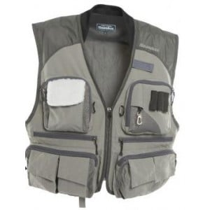 Snowbee Superlight Fly Vest - Grey