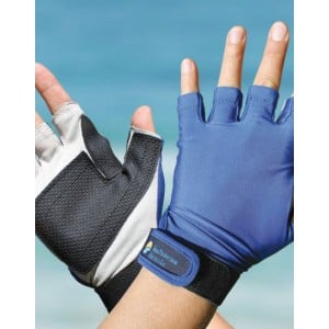 Sun Protection Fingerless Sports Gloves