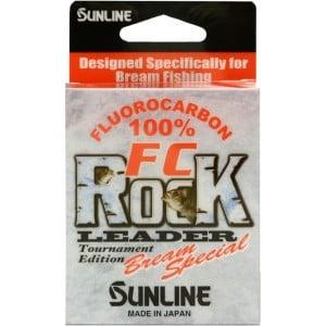 Sunline FC Rock Bream Special Fluorocarbon - 50m