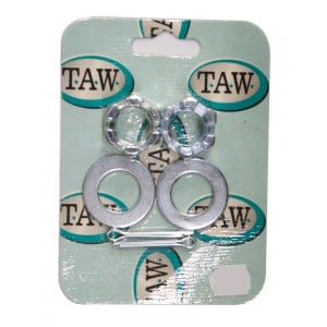 Taw Axle Nut Kit