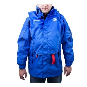 Watersnake All Weather Jacket w/ Inflatable PFD - Auto Level 150