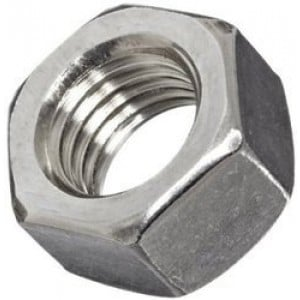 Waterline Aquapac S/S Hex Nuts