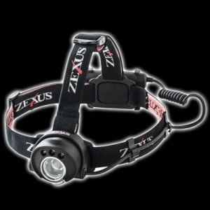 Zexus LED Headlamp