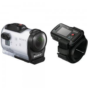 Sony Full HD Action Cam Mini w/ Live View Remote Kit