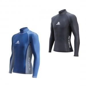 Adrenalin Mens L/S Rash Vest
