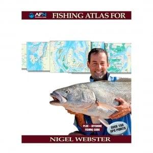 AFN Fishing Atlas For