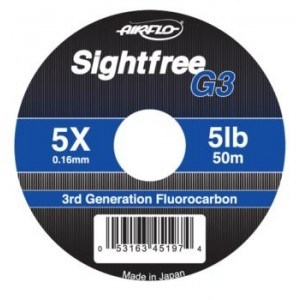 Airflo Sightfree G3 50m Fluorocarbon