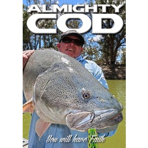 Almighty Cod DVD