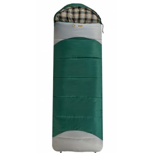 Oztrail Alpine View Hooded Sleeping Bag