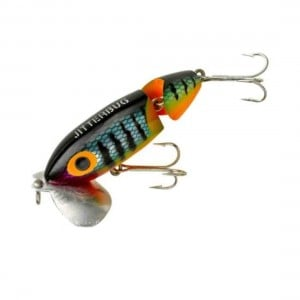 Arbogast Jitterbug Jointed - 3/8oz