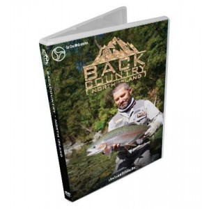 Back Country North Island - NZ Fly Fishing Film DVD