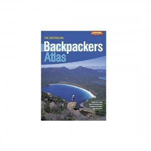 Explore Australia - The Australian Backpackers Atlas