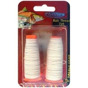 JM Gillies Bait Thread - 2 Pack