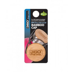 360 Degrees SS Bamboo Cap