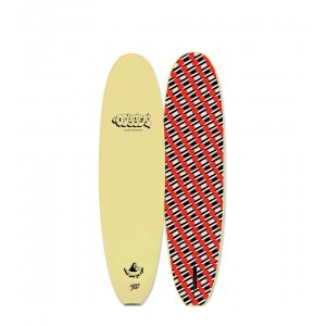 Catch Surf Odysea Plank Pro - Barry McGee Softboard