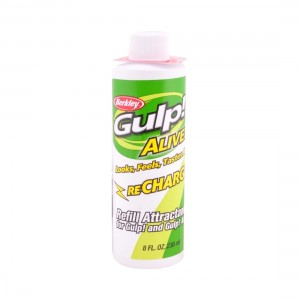 Berkley Gulp Alive Attractant - Re-Charge Liquid 235ml