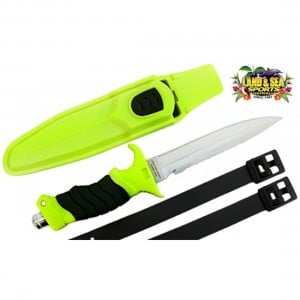 Land & Sea Big Buddy II Knife w/ Hammerhead
