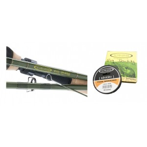 Vision Big Daddy Fly Rod + Fly Backing & Line