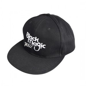 Black Magic Snap Cap