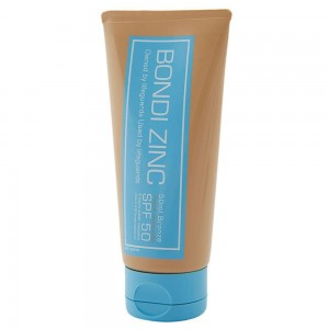 Bondi Zinc SPF 50 Bronze Tint Sunscreen 50ml