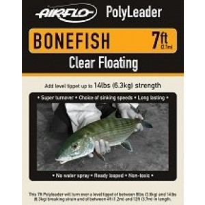 Airflo Polyleader Bonefish 7ft