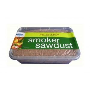 Tacspo Brush Box Smoker Sawdust