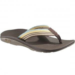 Chaco Womans Ecotread Carnival Thong