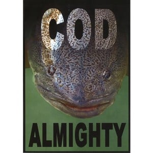 Cod Almighty DVD