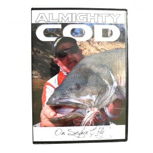 Almighty Cod - On Surface & Fly DVD