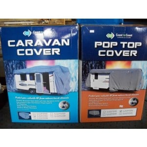 Coast To Coast Pop Top Caravan Cover