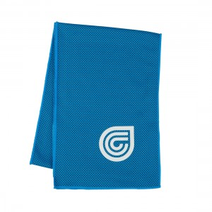 Coolcare Chill Sport Towel Blue