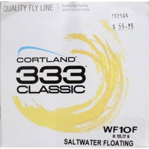Cortland Fly Line 333 Classic