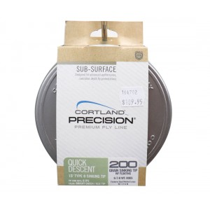 Cortland Fly Line Precision Quick Decent