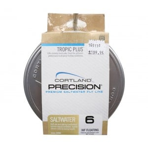Cortland Fly Line Precision Tropic Plus Saltwater Taper