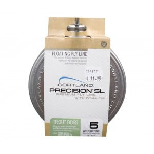 Cortland Fly Line Precision SL Trout Boss