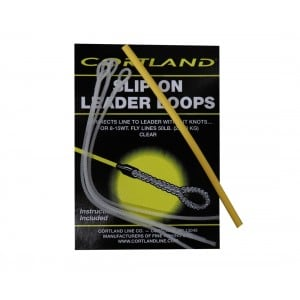 Cortland Slip-On Sinking Leader Loops