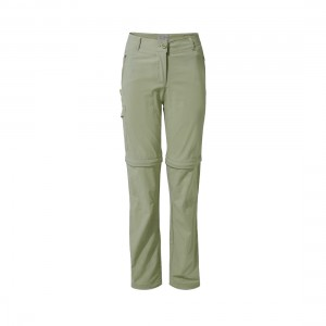 Craghoppers NosiLife Womens Pro II Convertible Trousers Size 14 (Reverse Auction)