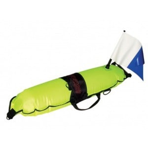 Cressi 18L Inflatable Float