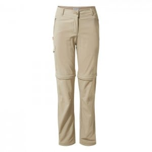 Craghoppers NosiLife Womens Pro II Convertible Trousers